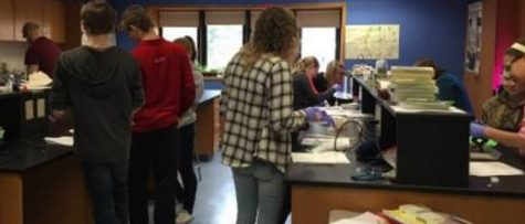College Course Offering:  Biology
