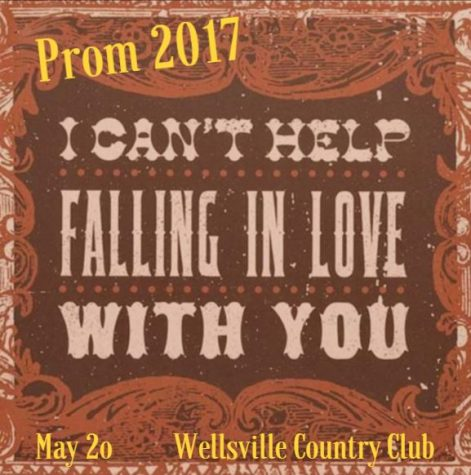 "Prom:  ""Can't Help Falling in Love"""
