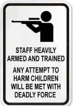 Teachers Should Carry Guns
