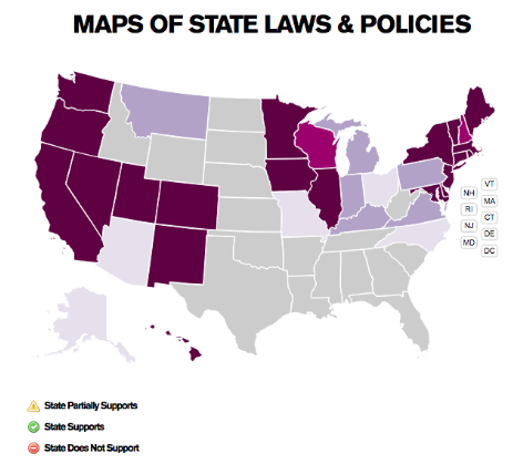 LGBT Rights and State Laws