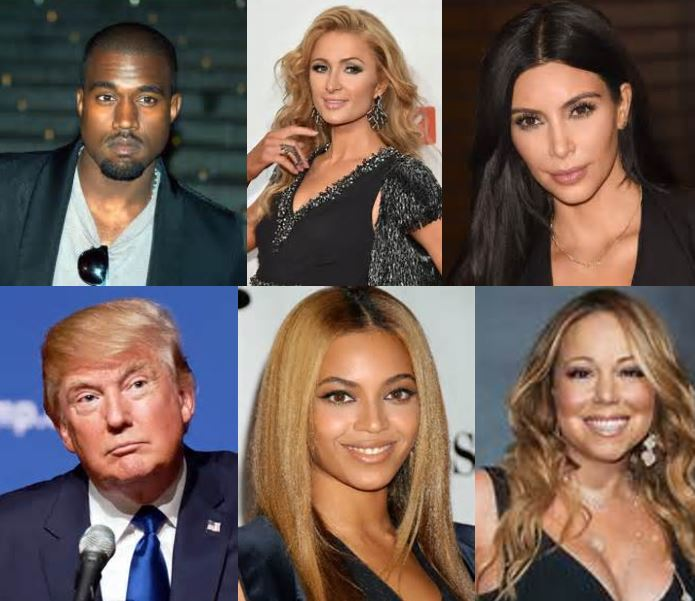 Celebrity Culture Influences Narcissism