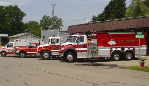 Local Fire Department Events