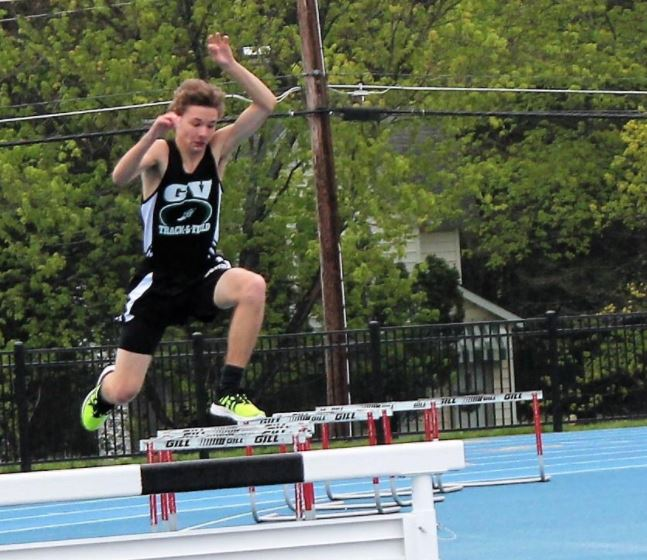 Track Goes to Sectionals