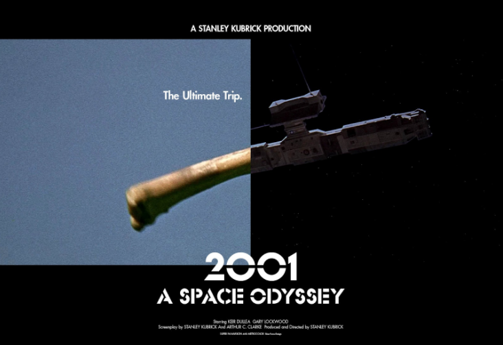 Student Novel Inspired by 2001: A Space Odyssey