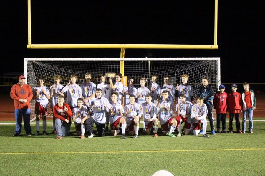 Boys Win Sectionals