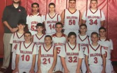 JV Boys Basketball