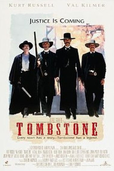Film Review:  Tombstone